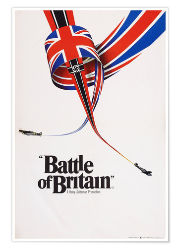 Premium poster Battle of Britain