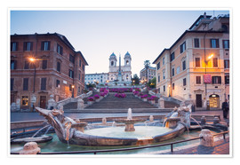 Matteo Colombo - Spanish Steps, Rome