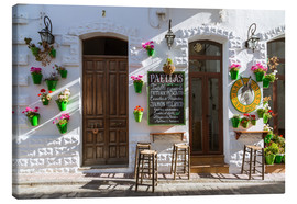 Canvas print  Typical bar in Andalusia - Matteo Colombo