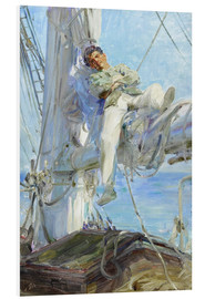 Forex  Sleeping Sailor - Henry Scott Tuke