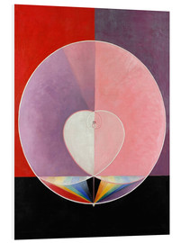 Forex  The Dove, No. 2 - Hilma af Klint