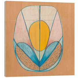 Wood  Untitled - Hilma af Klint