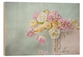 Wood  pastell spring - Lizzy Pe