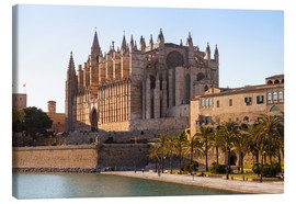 Canvas print  Mallorca Cathedral - Jan Schuler