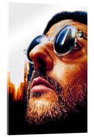 Acrylic print  Leon - Jean Reno - Celebrity Collection