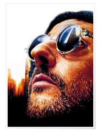 Premium poster  Leon - Jean Reno - Celebrity Collection