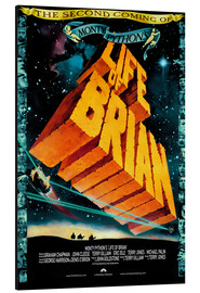 Aluminium print  Monty Python's Life of Brian - Entertainment Collection