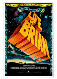 Premium poster  Monty Python's Life of Brian - Entertainment Collection