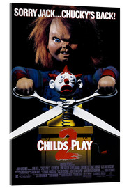 Acrylic print  Child's Play 2 - Entertainment Collection