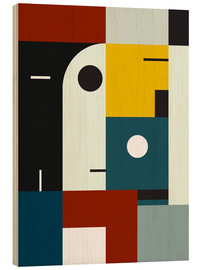 Wood  BAUHAUS AGE - THE USUAL DESIGNERS