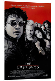 Acrylic print  The Lost Boys - Entertainment Collection
