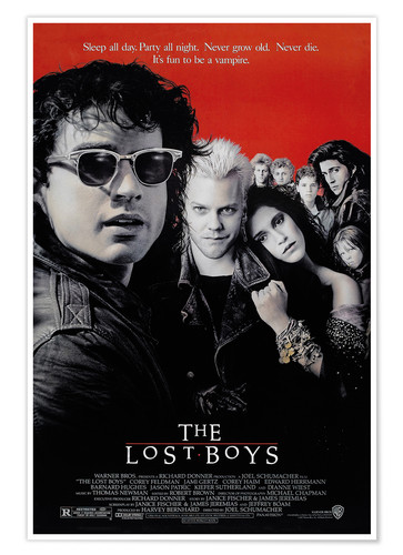 Poster The lost boys
