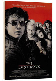 Wood  The lost boys