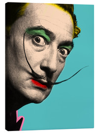 Canvas print  Salvador Dalí - Mark Ashkenazi
