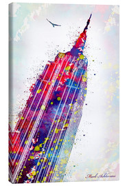 Canvas print  Empire State Building - Mark Ashkenazi