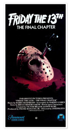 Premium poster Friday the 13th: The Final Chapter