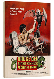 Wood  Bruce Lee fights back from the grave