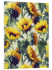 Forex  Sunflowers forever - Micklyn Le Feuvre