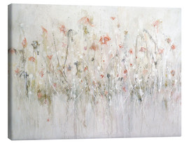 Canvas print  Little flower - Christin Lamade