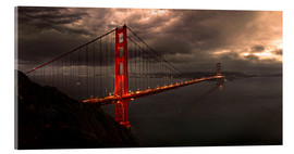 Michael Rucker - Golden Gate mystical brown
