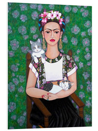 Forex  Frida cat lover - Madalena Lobao-Tello