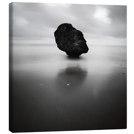 Canvas print  Rock on Batsheba beach - Matteo Colombo