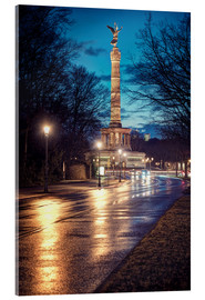 Acrylic print  Victory Column Berlin - Marcus Klepper