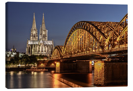 Canvas print  Cologne Classics - Achim Thomae