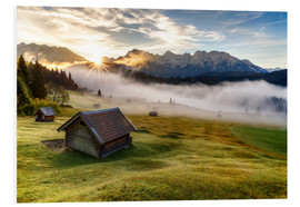 Forex  Upper Bavrian Sunrise - Achim Thomae