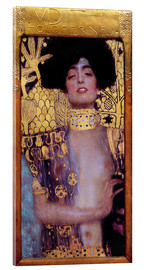 Acrylic glass  Judith and Holofernes - Gustav Klimt