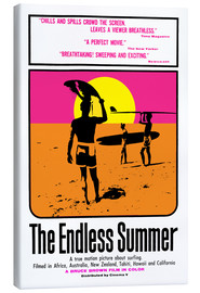 Canvas  The endless summer