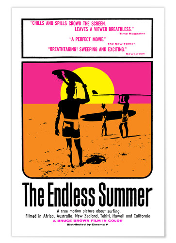 Premium poster The Endless Summer
