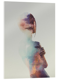 Acrylic print  For free - Andreas Lie