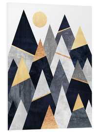 Forex  Fancy mountains - Elisabeth Fredriksson