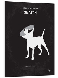 Forex  No079 My Snatch minimal movie poster - chungkong