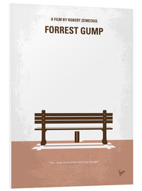 Forex  No193 My Forrest Gump minimal movie poster - chungkong