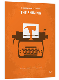 Forex  No094 My The Shining minimal movie poster - chungkong