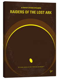 Canvas print  Raiders Of The Lost Ark - chungkong