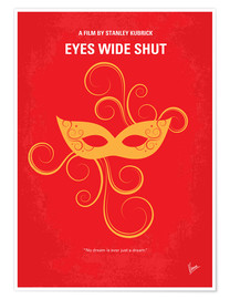 Premium poster Eyes Wide Shut