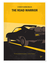 Premium poster Mad Max - Road Warrior