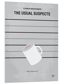 Forex  No095 My The usual suspects minimal movie poster - chungkong