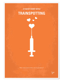 Premium poster Trainspotting