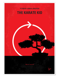 Premium poster The Karate Kid