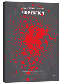 Canvas print  Pulp Fiction - chungkong