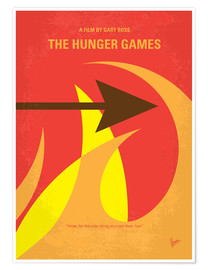 Premium poster The Hunger Games