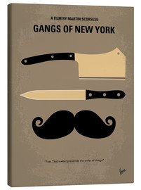 Canvas print  Gangs of New York - chungkong