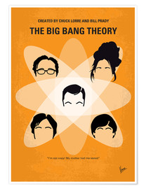 Premium poster The Big Bang Theory