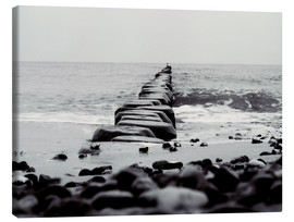 Canvas print  Breakwater - Nestwick