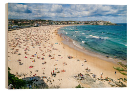 Wood  Bondi Beach Australia - Thomas Hagenau