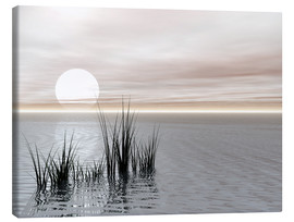 Canvas print  Sunset - Gabi Siebenhühner